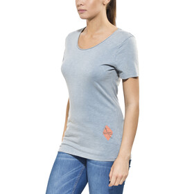 Red Chili Noe t-shirt Dames blauw